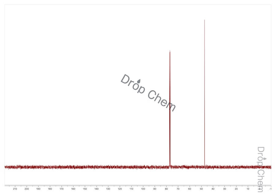 1,4-ジアザビシクロ[2.2.2]オクタンの13CNMRスペクトル