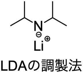 LDAの調製法