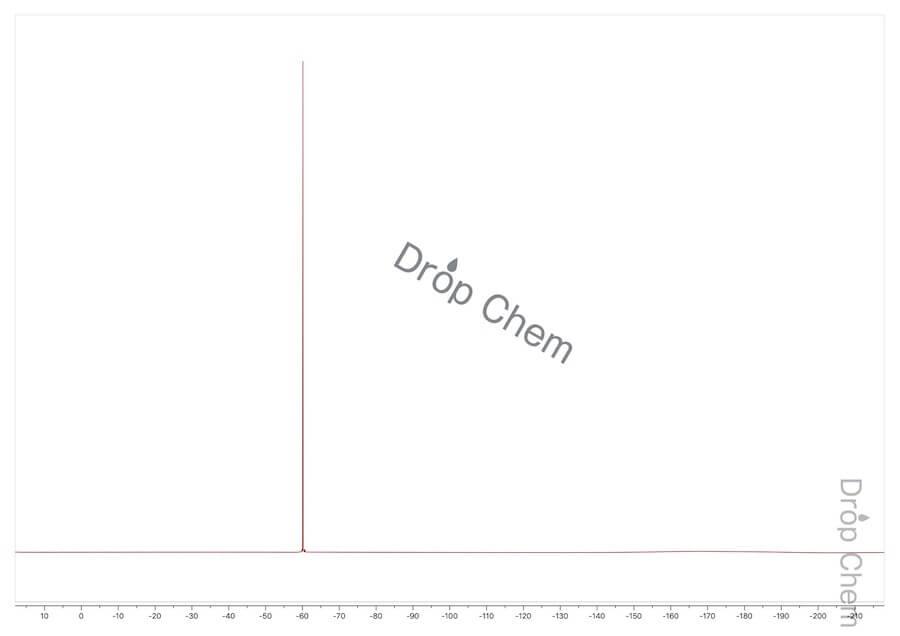 5-ブロモ-2-ニトロベンゾトリフルオリドの19FNMRスペクトル