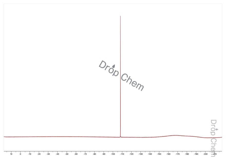 1-ブロモ-3,5-ジフルオロベンゼンの13CNMRスペクトル