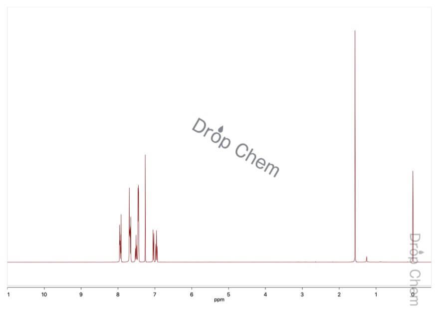 2'-ヒドロキシカルコンの1HNMRスペクトル