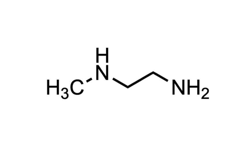 N-メチルエチレンジアミン