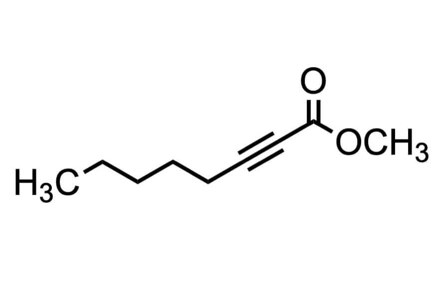 2-オクチン酸メチル