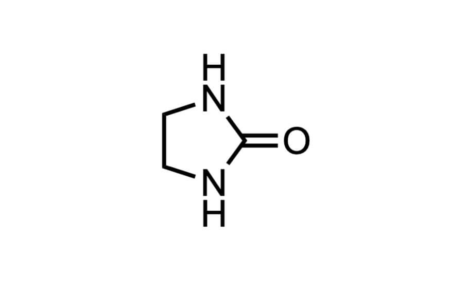 2-イミダゾリジノンの構造式