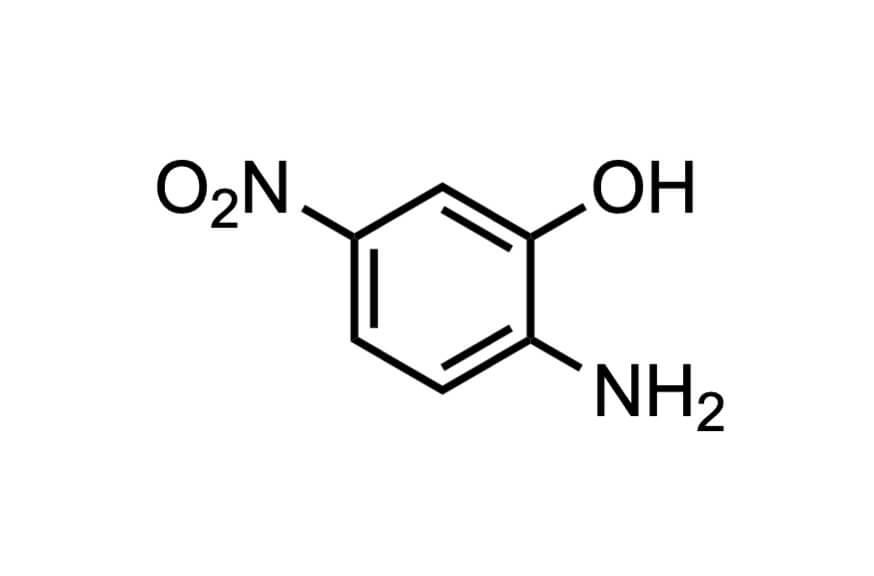 2-アミノ-5-ニトロフェノール