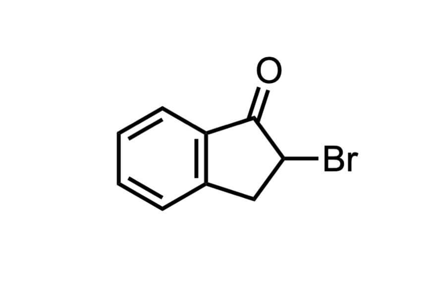 2-ブロモ-1-インダノン