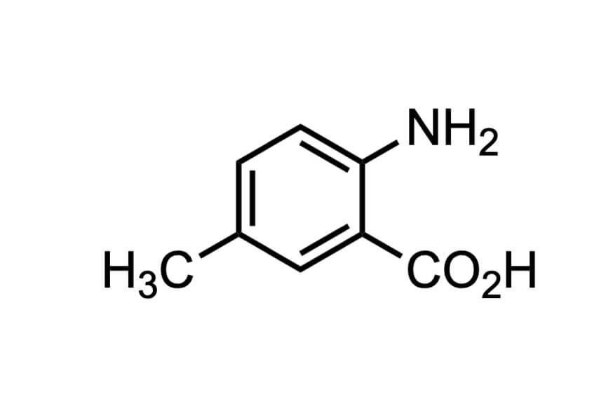 2-アミノ-5-メチル安息香酸