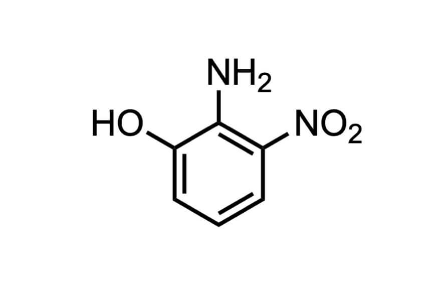 2-アミノ-3-ニトロフェノール