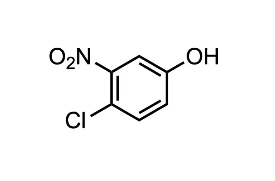 4-クロロ-3-ニトロフェノ-ル
