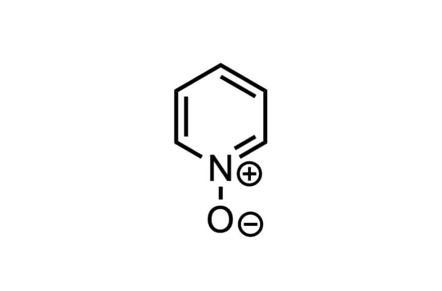 ピリジンN-オキシドの構造式