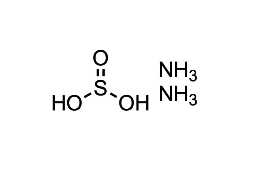 亜硫酸ジアンモニウム